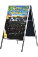 A skilt Blackboard