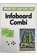 Combi Infotavle til stifter & magnet