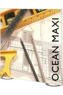 Maxiframe Ocean Wall 50mm dobbeltsidet