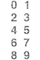 Krombelagte tal