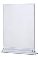 Upright menukortholdere